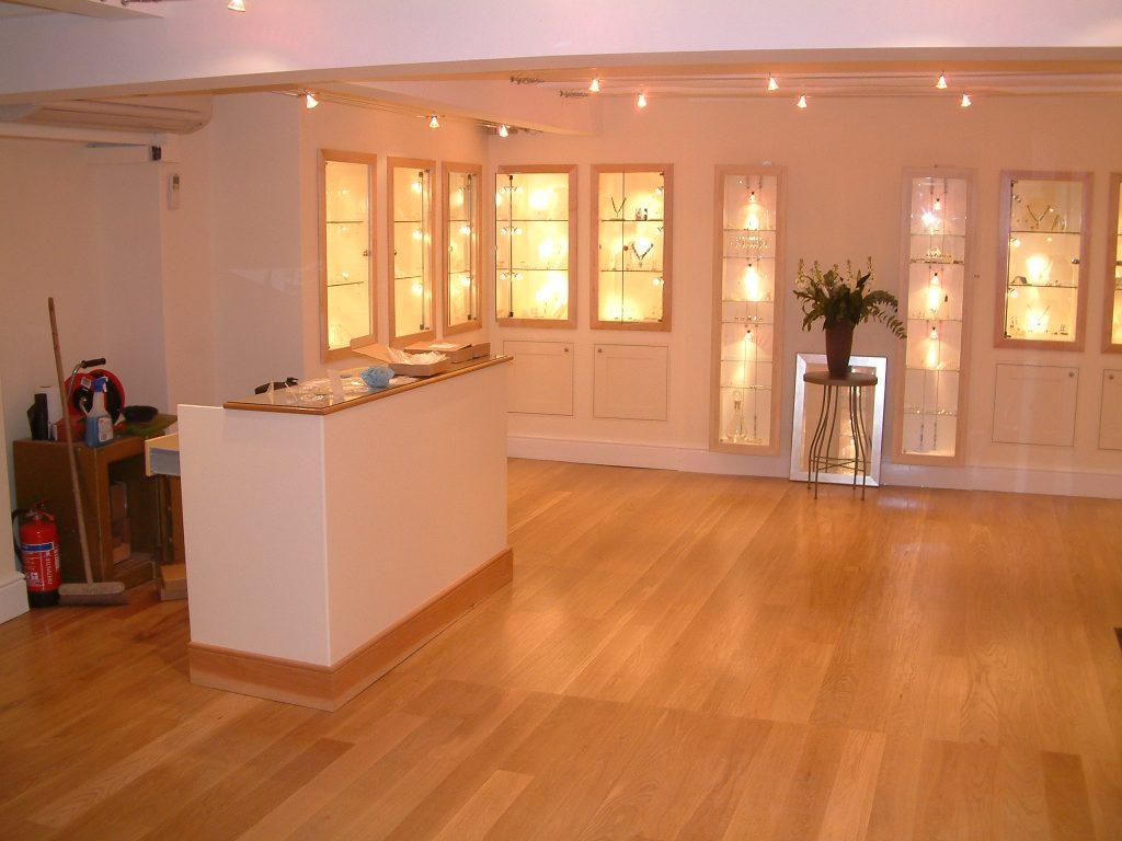 Doubling Floor Space